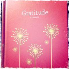 gratitude journal giveaway