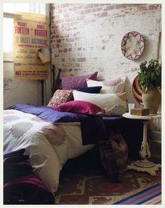 Dreamy Bedroom - An Indian Summer