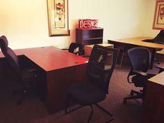 #actionbusinessfurniture #furniture #office #officefurniture #pnw #wa #olywa #mymixx96 #neon #neonsign