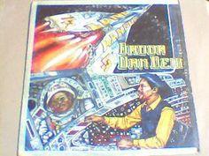 BADDA DAN DEM-LONE RANGER-STUDIO 1-ORIGINAL JAMAICA RELEASE-SPECIAL-LP-VG+RARE