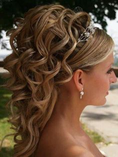 Long wedding hair do