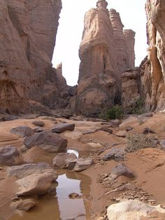 Tassili National Park, Algeria