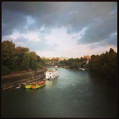 #CamilaRaznovich Camila Raznovich: Monsoon in #Roma #goodmorning #instamood #instabeauty #rainbow