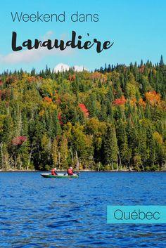 Quoi faire dans la région de Lanaudière en automne. Canada, River, Outdoor, Travel, Greedy People, Places, Colors, Outdoors, Outdoor Games