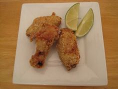 Vietnamese Deep Fried Chicken Wings Recipe