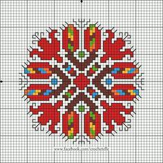 Cross Stitch Kitchen, Mini Cross Stitch, Cross Stitch Charts, Folk Embroidery, Cross Stitch Embroidery, Embroidery Patterns, Blackwork, Graph Paper Art, Arte Popular