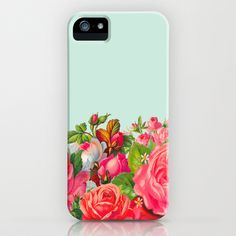 BOLDEST FLORAL iPhone & iPod Case by Allyson Johnson - $35.00