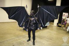 Steampunk Batman at Boston Comic Con 2013. #cosplay #Batman