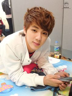 Perfect Christmas with BTS - JIN