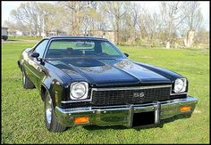 1973 Chevrolet El Camino SS 454 CI, Automatic presented as lot F52 at Des Moines, IA 2011 - image3