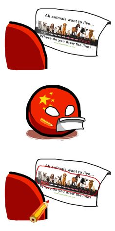 Where do you draw the line but China by LeoLevahn