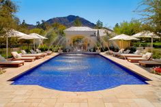 Beautiful Colonial Mansion In Paradise Valley, AZ | Homes of the Rich – The #1 Real Estate Blog