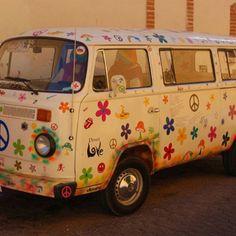 Love bus vw