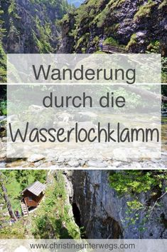 Hike through the Wasserlochklamm Palfau- Wanderung durch die Wasserlochklamm Palfau My for one through the in the you find here: -