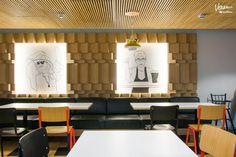 Block by Dylan lunch & brunch bistro / meeting and celebrations room, Eteläranta 18, Helsinki. | Venuu.fi