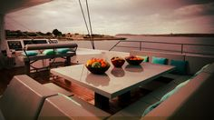 Catamaran Che 2011 Exclusive Pictures, Luxury, Lavish, Rich, Richmenslife, Beautiful, Interior, Seas, Transport, Private
