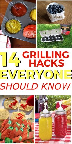 Grilling Hacks Everyone Should Know this Summer I love to grill, this post has some amazing grilling hacks I never even thought of before.I love to grill, this post has some amazing grilling hacks I never even thought of before. Grilling Tips, Grilling Recipes, Bbq Tips, Potluck Recipes, Dinner Recipes, Dessert Recipes, Grillin And Chillin, Classic Kitchen, Bbq Party