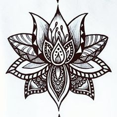 Ideas Tattoo Lotus Flower Fine Art For 2019 Hand Tattoos, Lotusblume Tattoo, Tattoo Son, Neue Tattoos, Arrow Tattoos, First Tattoo, Back Tattoo, Body Art Tattoos, Small Tattoos