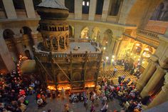 https://flic.kr/p/neER2F | Church of the Holy Sepulchre  | Easter Celebrations Church of the Holy Sepulchre  | Jerusalem Old Town | HAPPY EASTER TO YOU ALL!!  Buona Pascqua a TUTTI!
