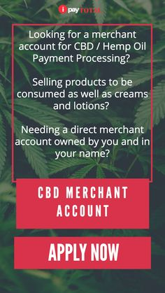 We have processing options to explore that other processors just simply cannot provide because of our expansive banking partnership network. Because we understand the CBD industry, we can craft a unique Merchant account solution for CBD OIL to meet your business' needs and help your business grow.