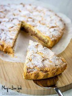 Goal - Italian Pastries Pastas and Cheeses Italian Cake, Italian Desserts, Italian Recipes, Brownie Recipes, Cake Recipes, Dessert Recipes, Pear Recipes, Sweet Recipes, Mary Berry Desserts