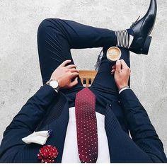 Tag a friend that always needs an afternoon coffee no matter how sharp the suit!! #dressy#mensweardaily#businessminded#businesscoach#confidence#financialfreedom#fashionformen#dandy#businessman#suitup#entrepreneur#highclassfashions#italianstyle#highfashion#ootdmen#luxuryfashion#dapperfam#realmen#bespoke#fashionstatement#dresswell#mensfashionblog#menstyleguide#gq#gqstyle#malefashion#mnswr#gentlemen#alexandercaineuk