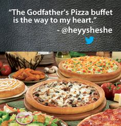 34 best history of godfather s pizza images godfathers pizza the rh pinterest com