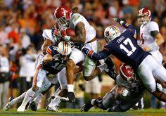 "SportsCenter on Twitter: ""Crazy Stat of Day: Derrick Henry racked up more Rush yds in Iron Bowl (271) than Auburn's ENTIRE team (91). #Alabama #RollTide #BuiltByBama #Bama #BamaNation #CrimsonTide #RTR #Tide #RammerJammer #IronBowl #DerrickHenry #ALAvsAUB"