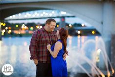 Autumn + Mickey Engaged | Chattanooga, TN Engagement Photographer | Chattanooga Choo Choo Engagement | HMX Photography | www.hmxphoto.com