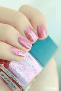 Manicure Monday: Glitter Galore