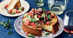 Bruschetta, Deli, Ricotta, Food Inspiration, French Toast, Cheesecake, Breakfast, Ethnic Recipes, Desserts