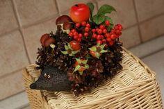 Осенние поделки своими руками для школы из природных материалов
