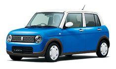 スズキ ラパン Sセレクション Classic Japanese Cars, Cute Cars, My Favorite Things, Vehicles, Cube, Future, Design, Autos, Future Tense