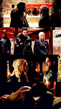 """The Dragon and the Wolf"" - Game of Thrones (7×7) More like the dragon and the dragon lol #GoT #ASoIaF"