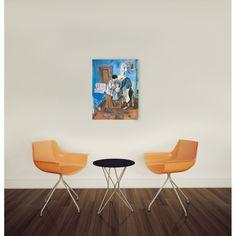 CHAGALL - The baby's bath 53x70 cm #artprints #interior #design #art #print #iloveart #followart  Scopri Descrizione e Prezzo http://www.artopweb.com/categorie/arte-moderna/EC21785