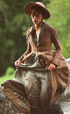The Art of Clothes: Notes on the Costumes in Joe Wright's Pride and Prejudice