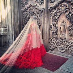 Valentine Flower Girl cape 28 inch wedding cloak Claret (Apple) / White Satin…