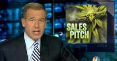 Varios medios de comunicación informaron hace unos días sobre un anuncio de televisión que promocionaba un servicio médico con el uso legal de la marihuana. Sin embargo, ese spot publicitario nunca fue emitido.
