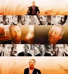 House MD - Sexy for an old dude.
