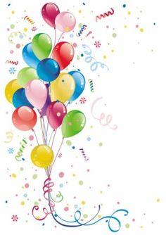 magnifiquement ballons colorés vecteur 03