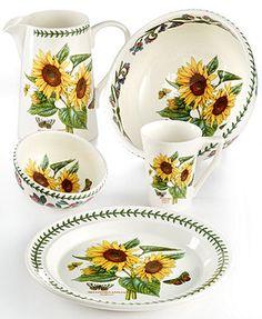 Portmeirion Botanic Garden Sunflower Collection