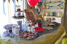 A Nautical 1st Birthday Party