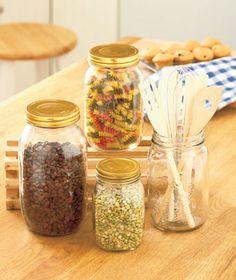 Mason Jar Kitchen Countertop Collection