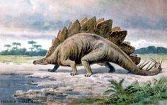 Heinrich Harder Prehistoric Animals