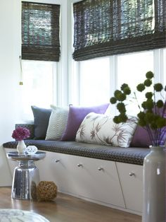 Bedroom Window Seat Design, Pictures, Remodel, Decor and Ideas - page 4