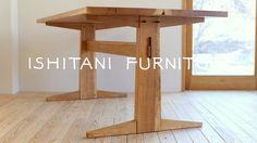ISHITANI - Making a Kigumi Table