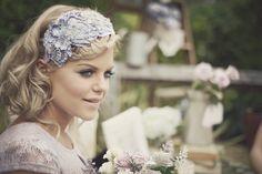 40 Short Wedding Hairstyles: The best ideas to inspire you - http://helenglavin.com/short-wedding-hairstyles-the-best-ideas-to-inspire-you/523