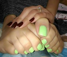 Nice Toes, Pretty Toes, Mani Pedi, Manicure, Foot Pedicure, Cute Toe Nails, Toe Polish, Foot Pics, Foot Love