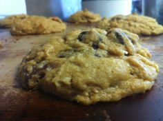 Copycat Chick-Fil-A Chocolate chip cookies