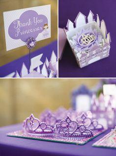 cumpleaños princesa sofia souvenirs - Buscar con Google